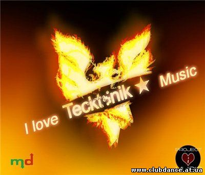 Tecktonik MuSiC (Top 30 of January) (2009)