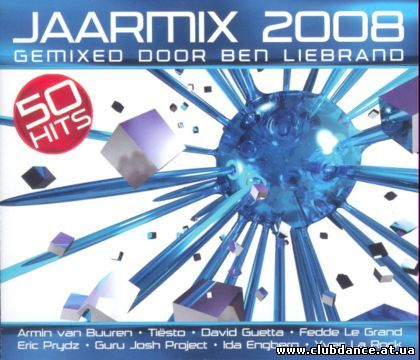 Jaarmix 2008 (Mixed by Ben Liebrand) (2008)