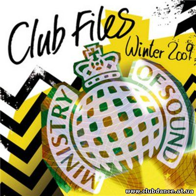Ministry of Sound: Club Files Winter 2009